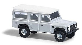 Busch Land Rover gray - N-Scale