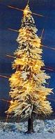 Busch Christmas Tree w/Lights - 8 20cm Tall G Scale Model Railroad Tree #8624
