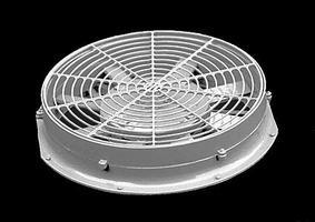 Cannon HO Thinwall Radiator Fan 48 Open Top for GP/SD38, GP/SD38-2, 40-2 (3)