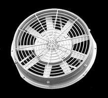 Cannon HO Thinwall Radiator Fan 48 Open Top for Late 39s, 45s, GP39-2, SD45-2 (3)