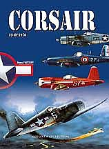 Casemate books Corsair - 30 Years of Filibustering 1940-70 (Hardback) -- Military History Book -- #282