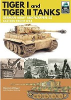 Casemate Tank Craft- Tiger I & Tiger II German Army & Waffen SS Eastern Front 1944