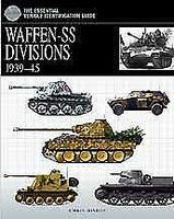 Casemate Waffen SS Divisions 1939-45 (Hardback) Military History Book #552
