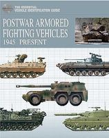 Casemate Postwar Armored Fighting Vehicles 1945-Present Military History Book #6283