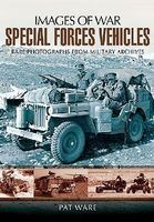 Casemate Images of War- Special Forces Vehicles 1940 to Present Day Military History Book #6425