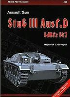 Casemate Armor Photo Gallery 10- Assault Gun StuG III Ausf D SdKfz 142 Military History Book #apg10
