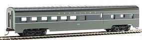 Con-Cor 72 Streamlined Diner Overland Mail HO Scale Model Train Passenger Car #11015