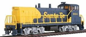 Con-Cor EMD MP15 with DCC Santa Fe #924 Model Train Diesel Locomotive HO Scale #1165502