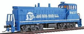 Con-Cor EMD MP15 with DCC Conrail #9627 Model Train Diesel Locomotive HO Scale #1165601