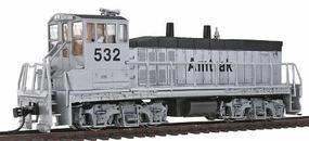 Con-Cor EMD MP15 with DCC Amtrak #536 Model Train Diesel Locomotive HO Scale #1166402