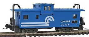 Con-Cor Extended-Vision Caboose Conrail N Scale Model Train Freight Car #14154