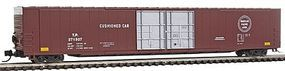 Con-Cor 85 4-Door Hi-Cube Boxcar Missouri Pacific N Scale Model Train Freight Car #14673