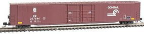 Con-Cor 85 4-Door Hi-Cube Boxcar Conrail N Scale Model Train Freight Car #14674