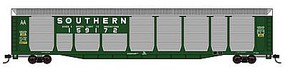 Con-Cor Tri-Level Auto Rack Southern Railway #159172 N Scale Model Train Freight Car #14753