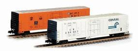 Con-Cor 57 Mechanical Reefer Pacific Fruit Express 1968 N Scale Model Train Freight Car #148203