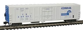 Con-Cor 57 Mechanical Reefer Conrail N Scale Model Train Freight Car #14828