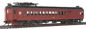 Con-Cor Electric mP54 MU Combine Pennsylvania Railroad HO Scale Model Train Locomotive #194547