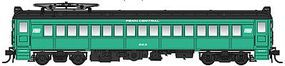 Con-Cor Electric mP54 MU Coach Penn Central HO Scale Model Train Passenger Car #194645