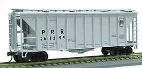 Con-Cor 40 Airslide(R) Single Bay Covered Hopper Pennsylvania HO Scale Model Freight Car #197070
