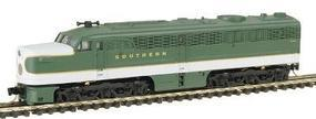 Con-Cor Diesel ALCO PA-1 A Unit Powered Southern Crescent N Scale Model Train #202020