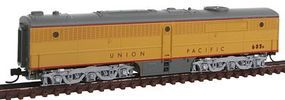 Con-Cor Diesel ALCO PB-1 Cabless B Unit Dummy Union Pacific N Scale Model Train #202048