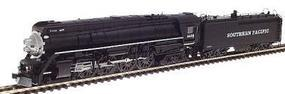 Con-Cor Steam GS-4 4-8-4 Wartime Version Powered Southern Pacific #4430 N Scale Model Trai #3876