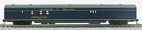 Con-Cor 85 Smooth-Side Railway Post Office Louisville N Scale Model Train Passenger Car #40154