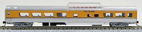 Con-Cor 85 Smooth-Side Mid-Train Dome Denver & Rio N Scale Model Train Passenger Car #40233