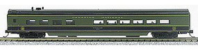 Con-Cor 85 Smooth-Side Diner Canadian National N Scale Model Train Passenger Car #40287