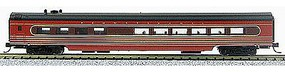 Con-Cor 85 Smooth-Side Diner Pennsylvania Railroad N Scale Model Train Passenger Car #40308