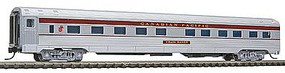 Con-Cor Budd 85 Corrugated-Side 10-6 Sleeper Canadian Pacific N Scale Model Passenger Car #41285