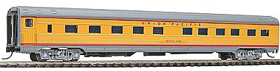 Con-Cor Budd 85' Corrugated-Side 10-6 Sleeper Union Pacific -- N Scale Model Passenger Car -- #41289