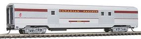 Con-Cor Budd 72 Streamlined Baggage Car Canadian Pacific N Scale Model Train Freight Car #41335