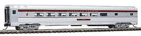 Con-Cor Budd 85 Corrugated-Side Parlor Canadian Pacific N Scale Model Train Passenger Car #41410