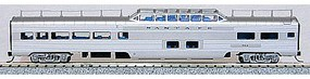 Con-Cor Pullman-Standard 85 Pleasure Dome Santa Fe N Scale Model Train Passenger Car #41526