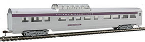 Con-Cor 85 Corrugated Budd-Dome Car Atlantic Coast Line HO Scale Model Train Passenger Car #78101