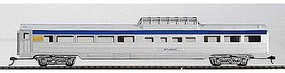 Con-Cor 85 Streamlined Budd Vista Dome Via Rail HO Scale Model Train Passenger Car #78111