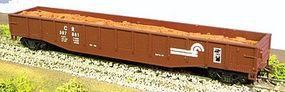 Con-Cor 54 Mill Gondola with Scrap Load Conrail HO Scale Model Freight Car #92047
