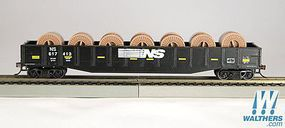 Con-Cor Gondola with Cable Load Norfolk Southern #1 HO Scale Model Train Freight Car #92113