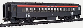 Con-Cor Heavyweight Coach NH #1 HO Scale Model Train Passenger Car #94229