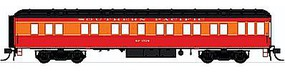 Con-Cor Heavyweight 65 Solarium-Observation Southern Pacific HO Scale Model Passenger Car #94416