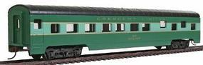 Con-Cor 72 Streamline Sleeper Southern Crescent Limited HO Scale Model Train Passenger Car #984