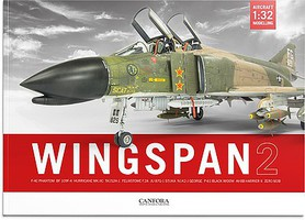 Canfora Wingspan Vol.2- 1/32 Aircraft Modelling