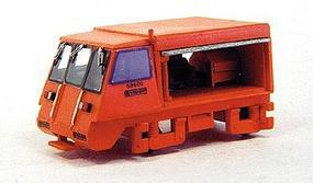 Custom-Finish Permaquip welder vehicle - HO-Scale