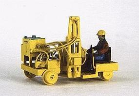 Custom-Finish Nordberg Spike puller - HO-Scale