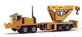Custom-Finish Wrecking crane 100T Krshw - HO-Scale