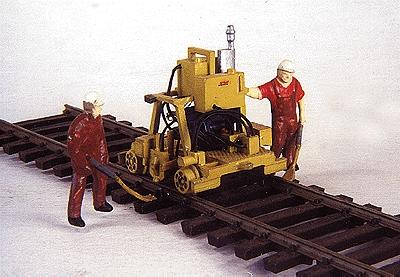 Custom Finishing Auto Rail Lifter kit - HO-Scale