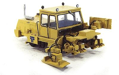 Custom Finishing TAMPER Ballast compactor - HO-Scale