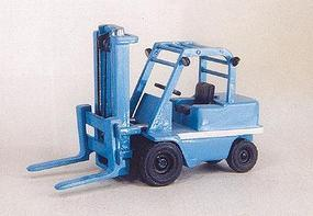 Custom-Finish 5 Ton Shop fork lift - HO-Scale