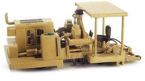 Custom-Finish Dual tie saw kit Kershaw - HO-Scale